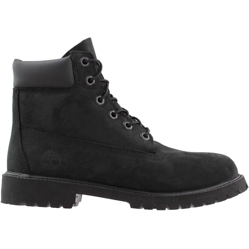 613f869686ec3 Timberland - Black Junior 6 Inch Premium Waterproof Boots for Men - Lyst.  View fullscreen