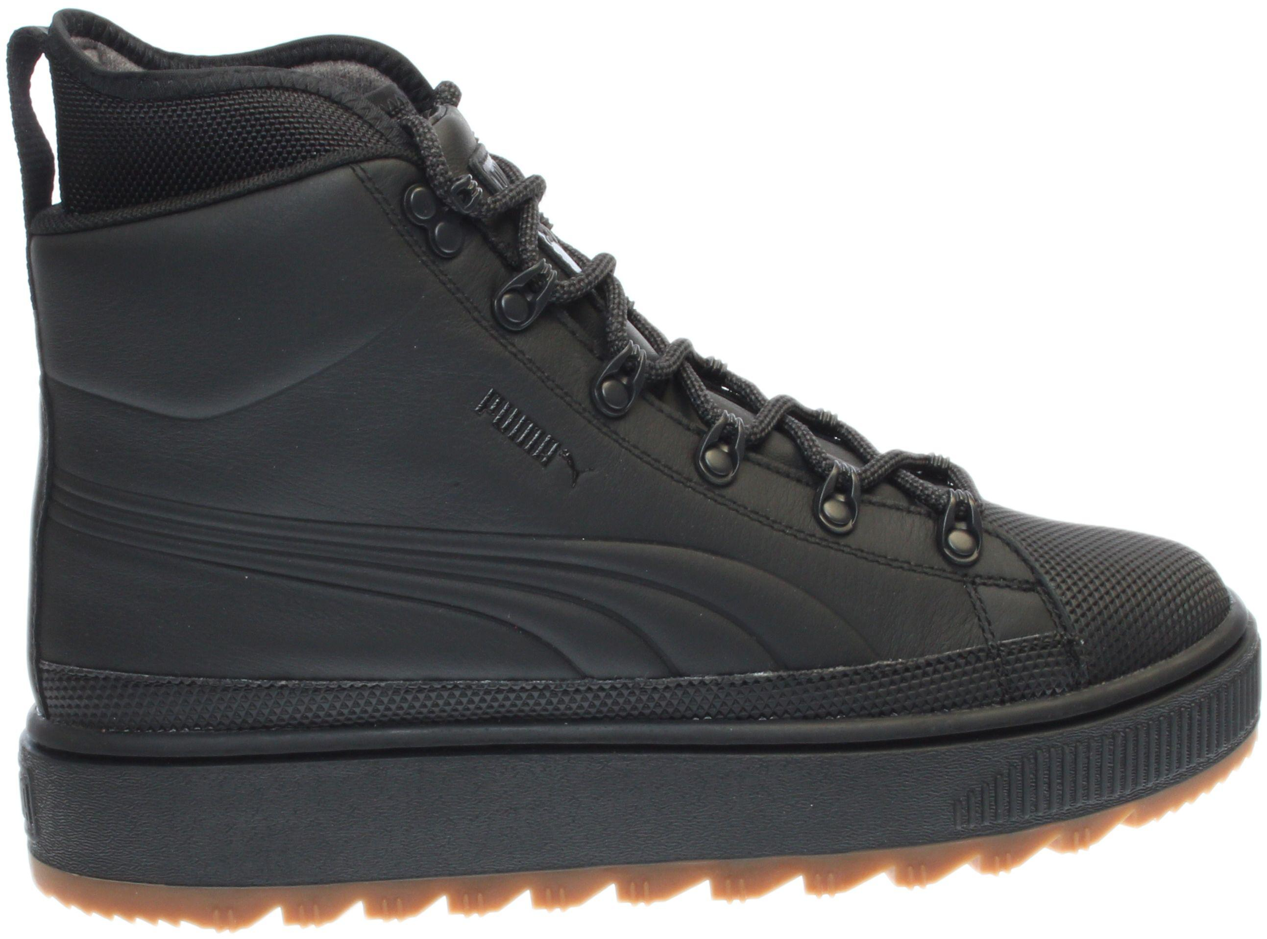 2dad026a14a Lyst - PUMA The Ren Boot in Black for Men
