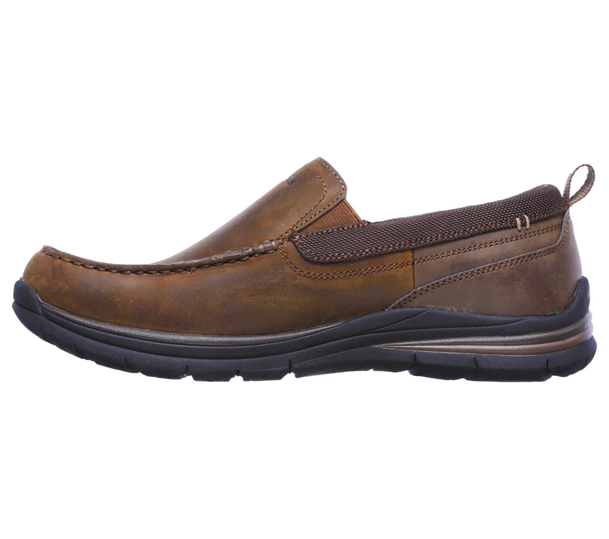 2558bec3b9a Lyst - Skechers Superior 2.0 - Jeveno in Brown for Men