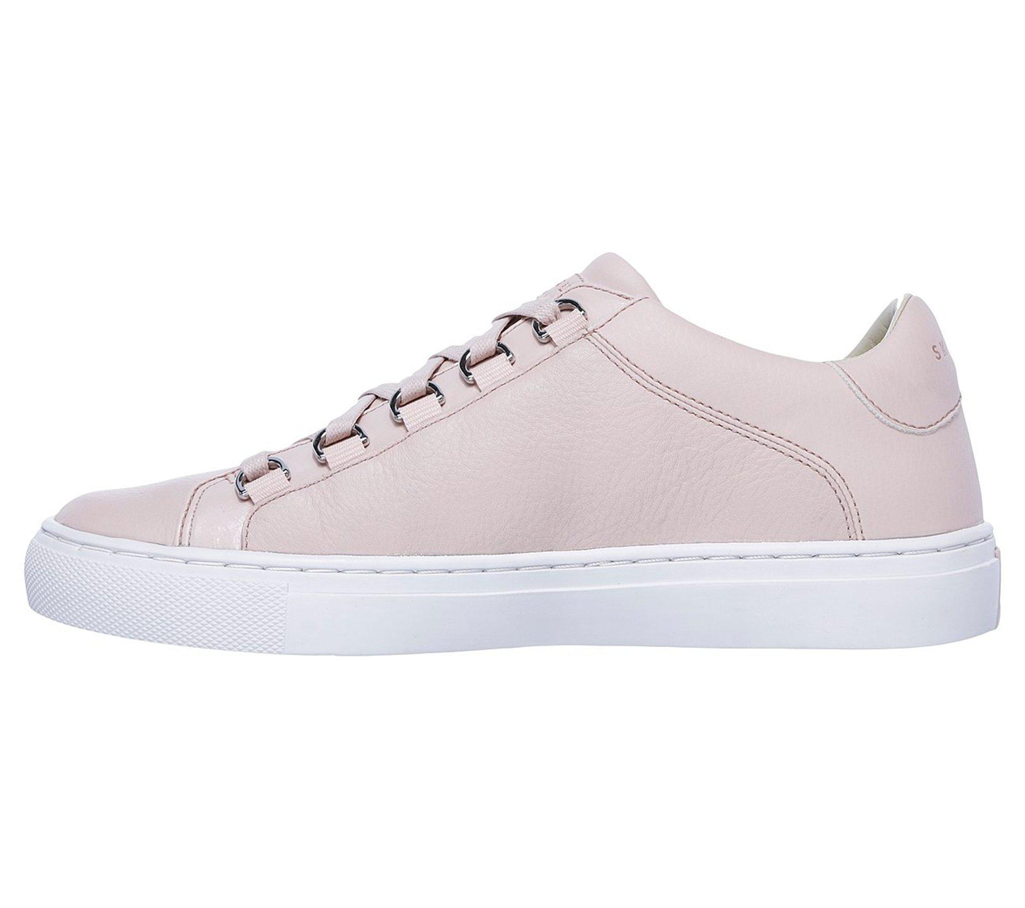 916ea00b17b4 Lyst - Skechers Side Street - Core-set in Pink