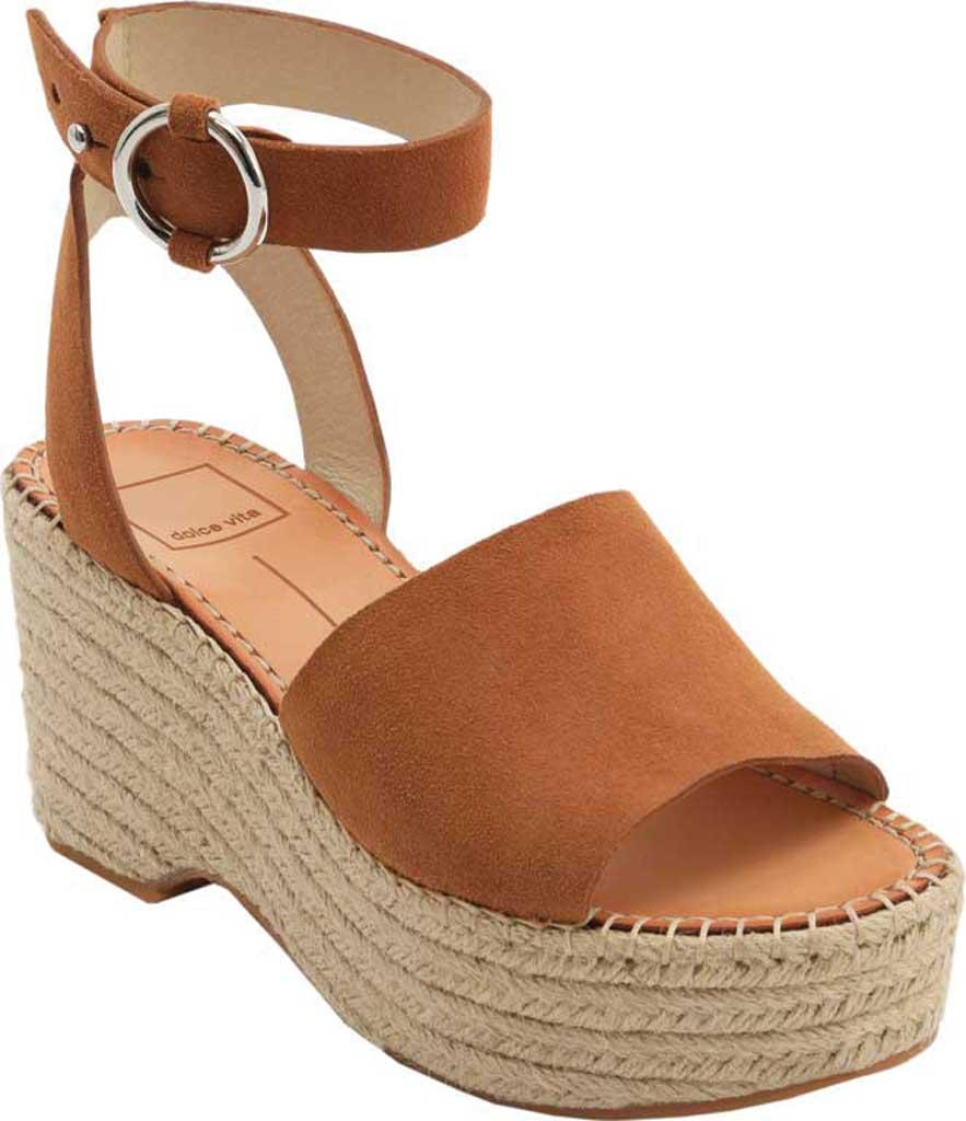 f47571ce4ce Lyst - Dolce Vita Lesly Espadrille Sandal in Brown