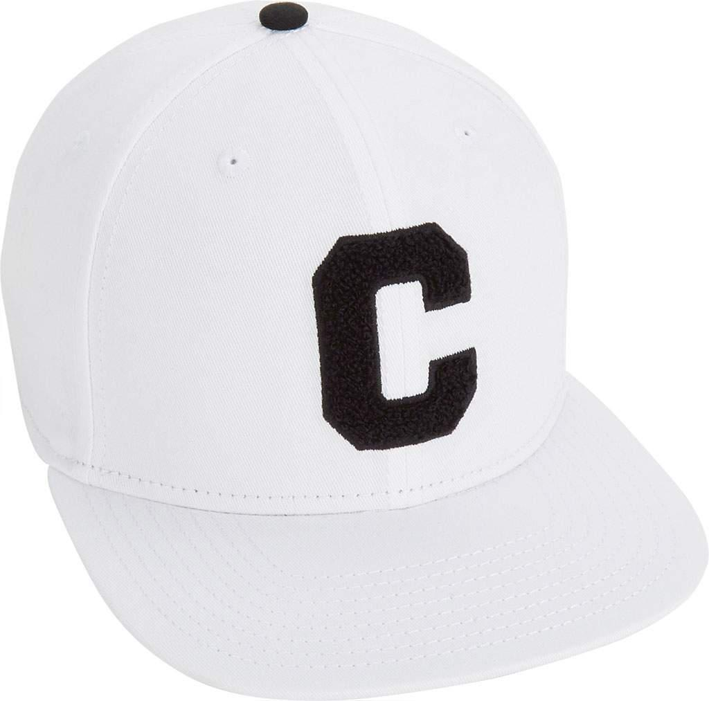 Lyst - Converse Chenille Snapback Cap in White for Men b5728cbcbe04
