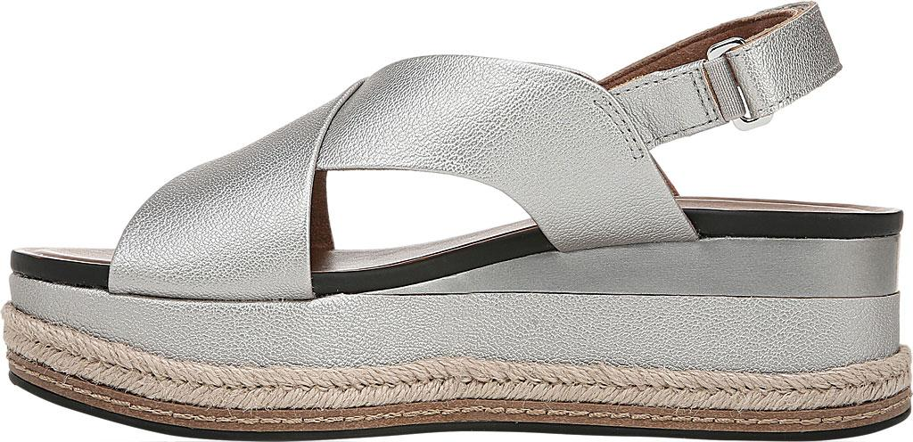 814c89995 Naturalizer - Metallic Baya Espadrille Wedge Sandal - Lyst. View fullscreen