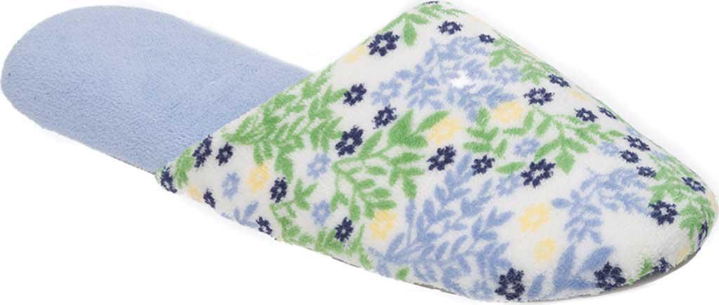 Dearfoams Solid/Printed MFT Scuff Slipper (Women's) 4jf4f
