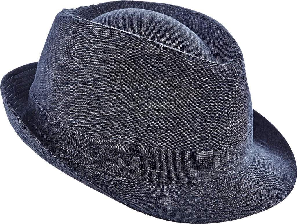 d0c9a6aa1b204 Lyst - Stetson Stc272 Fedora in Blue for Men