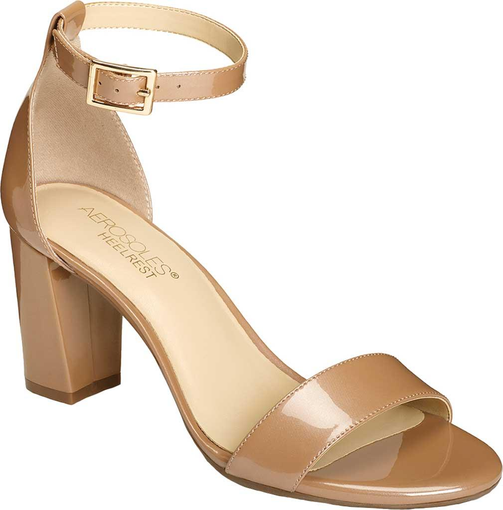 7a3ef890117 Lyst - Aerosoles Bird Of Paradise Ankle Strap Sandal in Natural