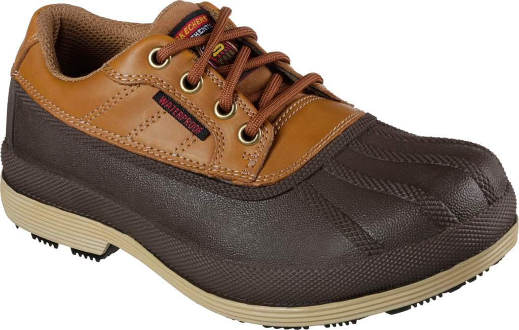 Skechers Work Relaxed Fit Sure Track Bernal SR(Women's) -Black Cheap Sale Prices cRmAp4