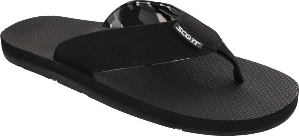 b949c4f3a022 Lyst - Scott Hawaii Kaulana Flip Flop in Black for Men