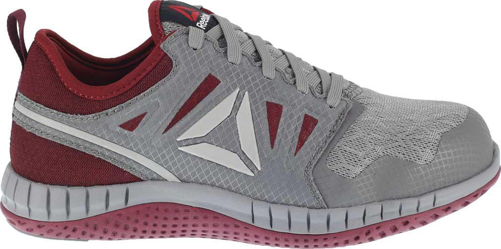 641561195a4 Reebok - Gray Zprint Work Rb253 Steel Toe Athletic Work Shoe - Lyst. View  fullscreen