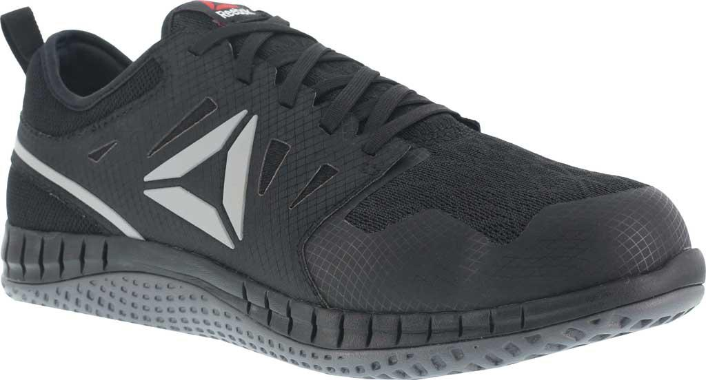 Lyst - Reebok Rb251 Zprint Work Athletic Esd Steel Toe Oxford in Gray 3ac3ff248