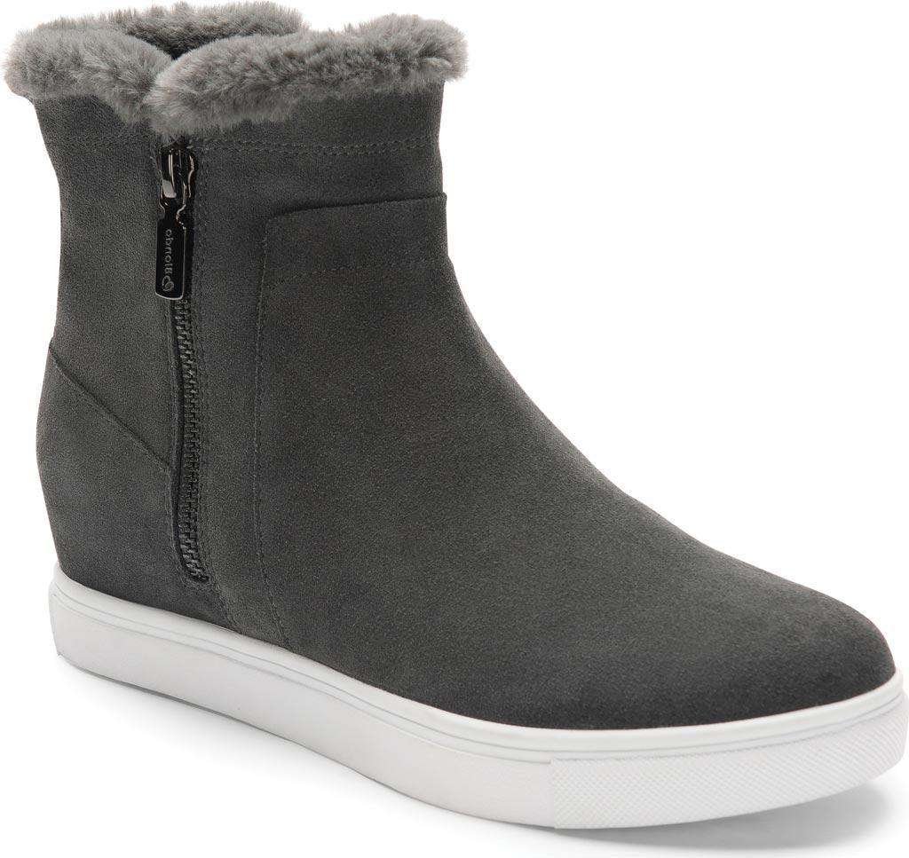 5dda9b6ad819 Lyst - Blondo Glade Waterproof High Top Sneaker in Gray