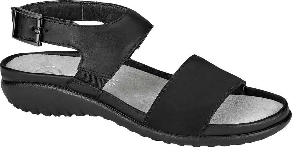 3b3090a1192d Lyst - Naot Haki Slingback in Black