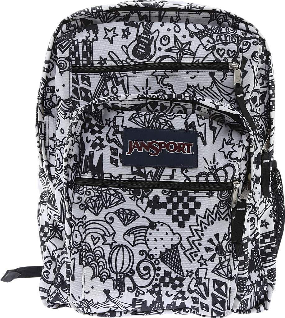5dca57ece8 Jansport Big Student Backpack White