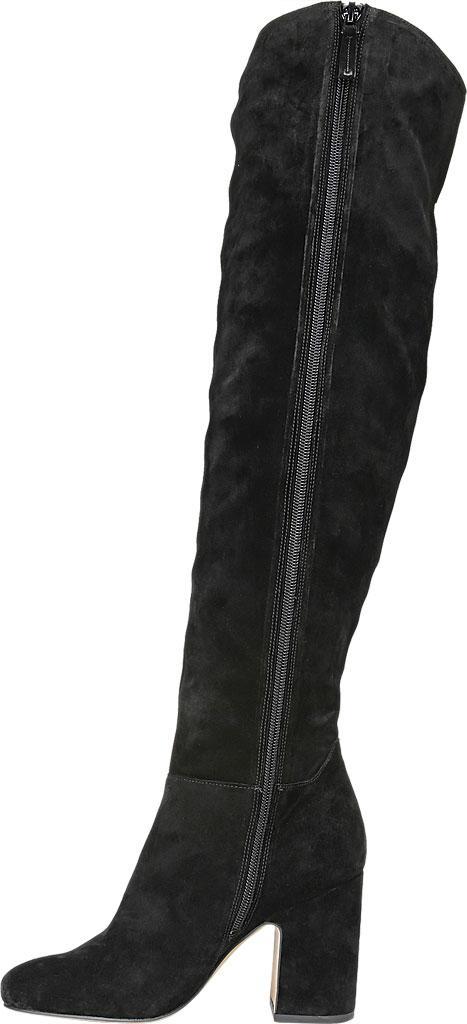a1e8718209f Lyst - Franco Sarto Laurel Over The Knee Boot in Black
