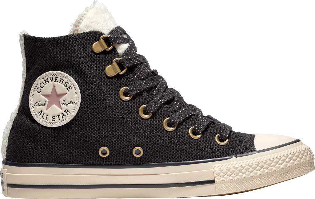 fbc2af069e4 Lyst - Converse Chuck Taylor All Star High Top Sneaker in Black