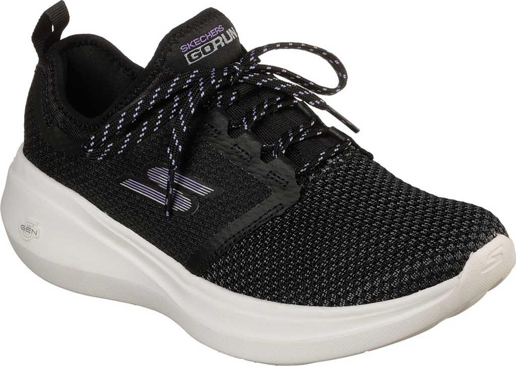 Cheap The Cheapest Eastbay Skechers GOrun Fast Invigorate Running Shoe(Women's) -Black/Lavender e6fulnC