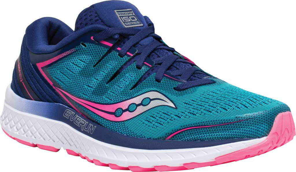 8f3b570cd7 Lyst - Saucony Guide Iso 2 Running Sneaker in Blue