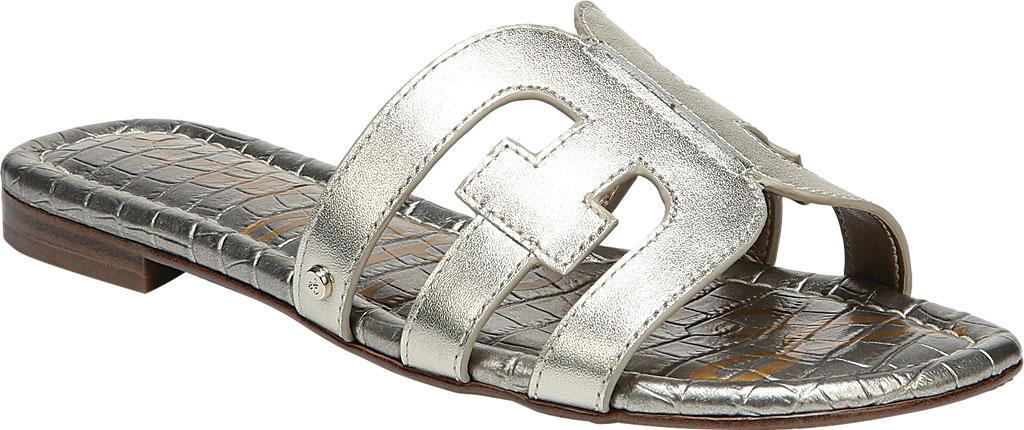 3bc0489ac Lyst - Sam Edelman Bay Slide Sandal in Metallic - Save 51%