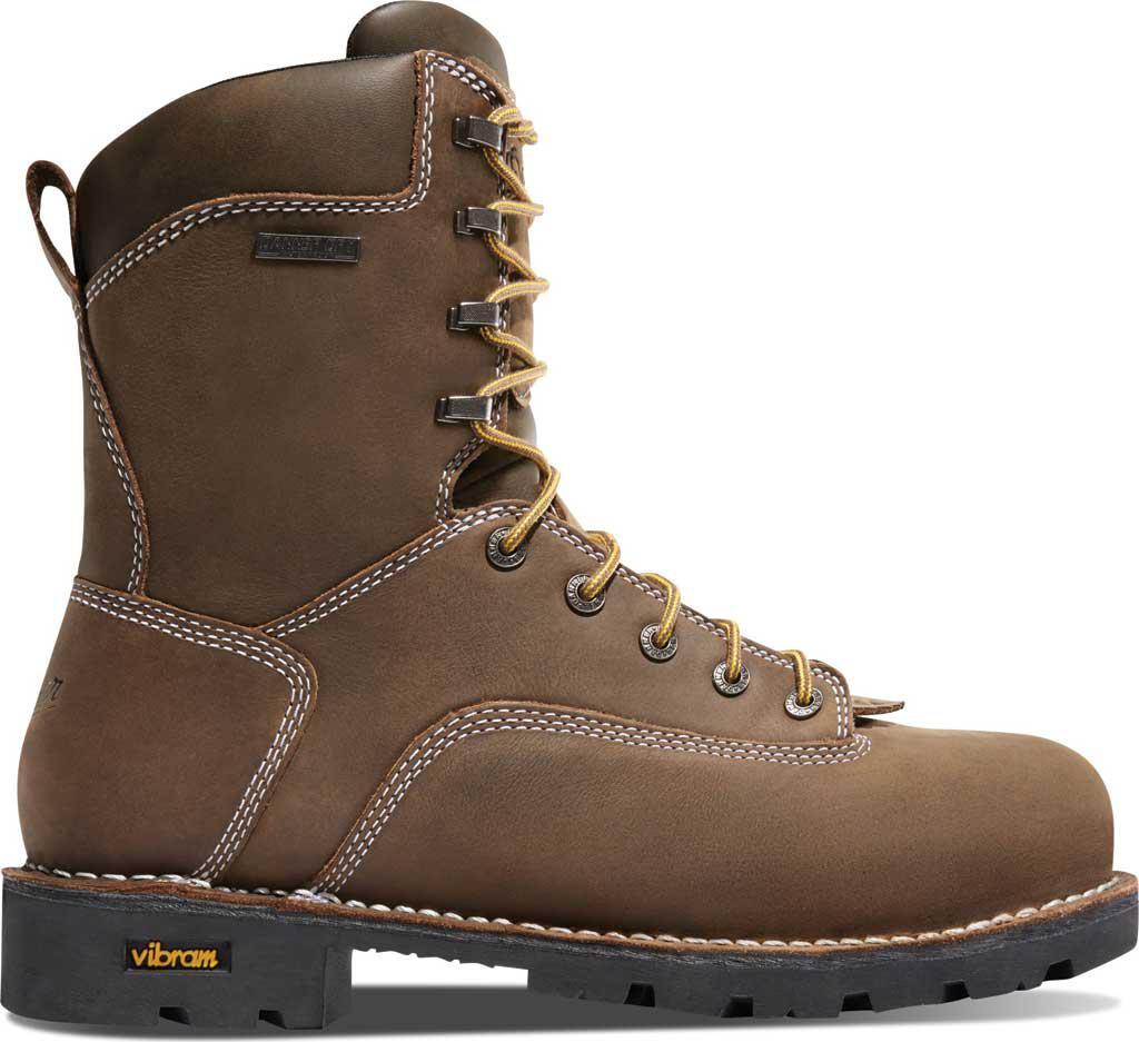 6faad6d07 Danner - Brown Men's Logger 8