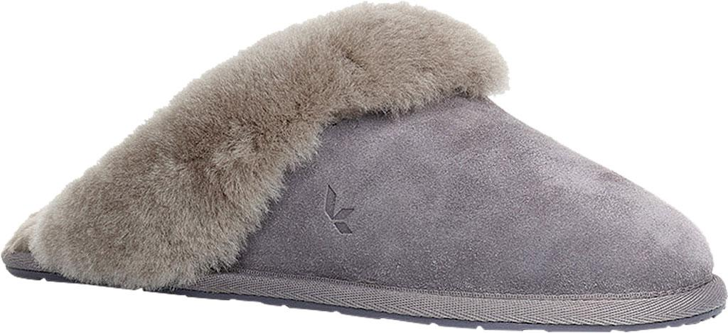 3a78267a81f Women's Gray Milo Scuff Slipper