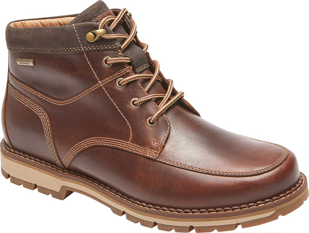 4c0a85f0629 Lyst - Rockport Centry Panel Toe Hiking Boot in Brown for Men - Save 48%