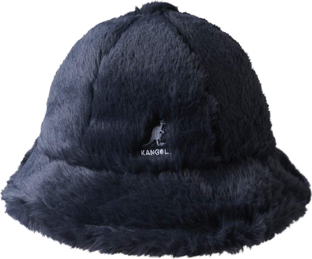 2b0edf3ddc546 Kangol - Blue Faux Fur Casual Bucket Hat for Men - Lyst. View fullscreen