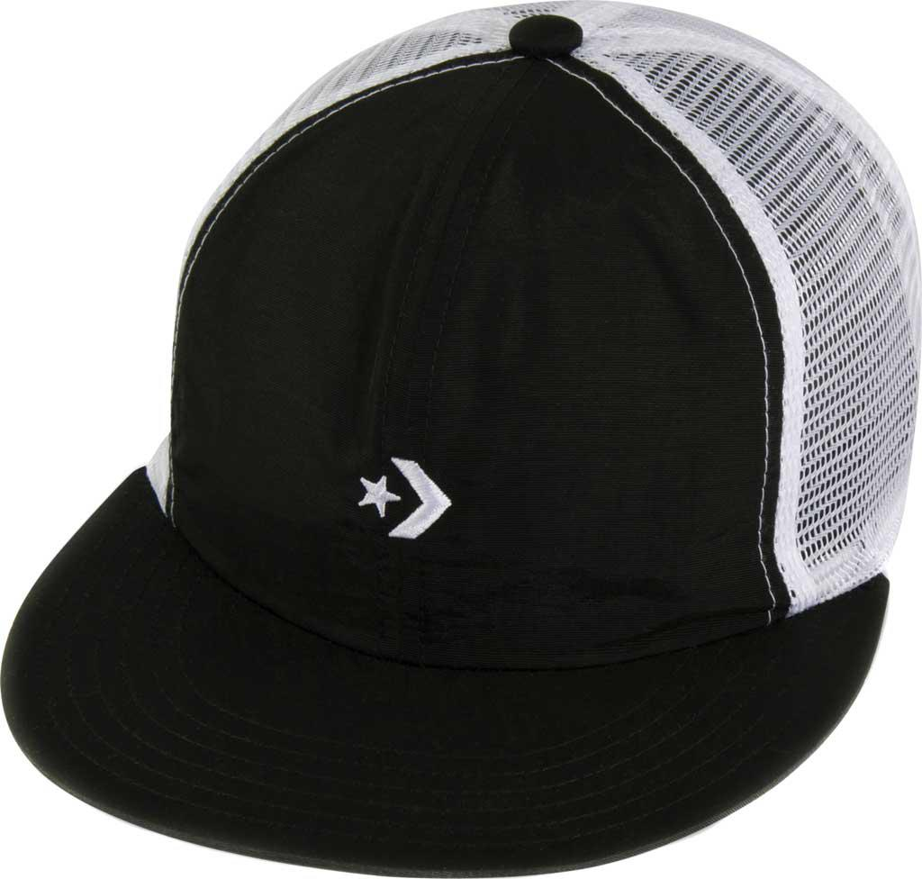 f4e027593d1a2 Lyst - Converse Star Chevron Trucker Flat Visor in Black for Men