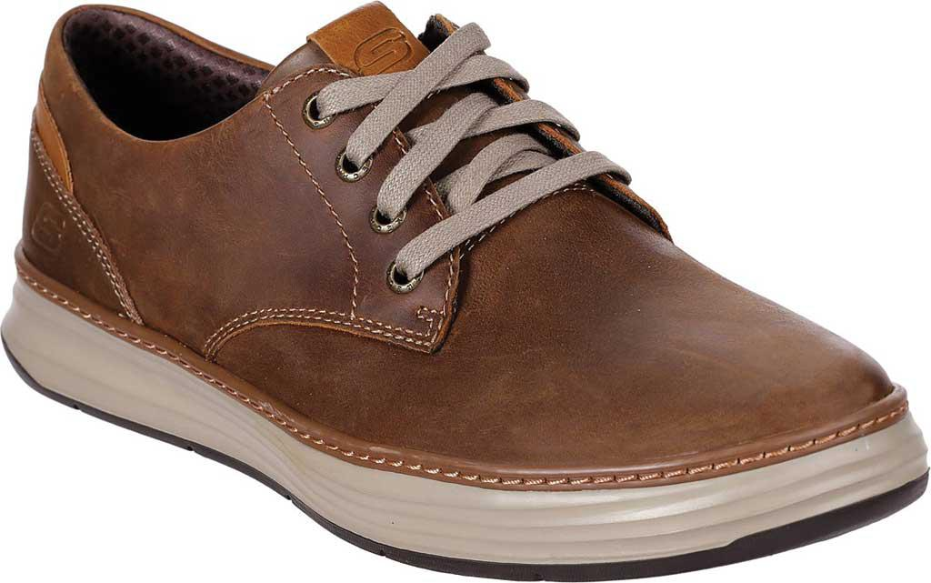 Lyst - Skechers Moreno Gustom Oxford in Brown for Men 0c0da523911