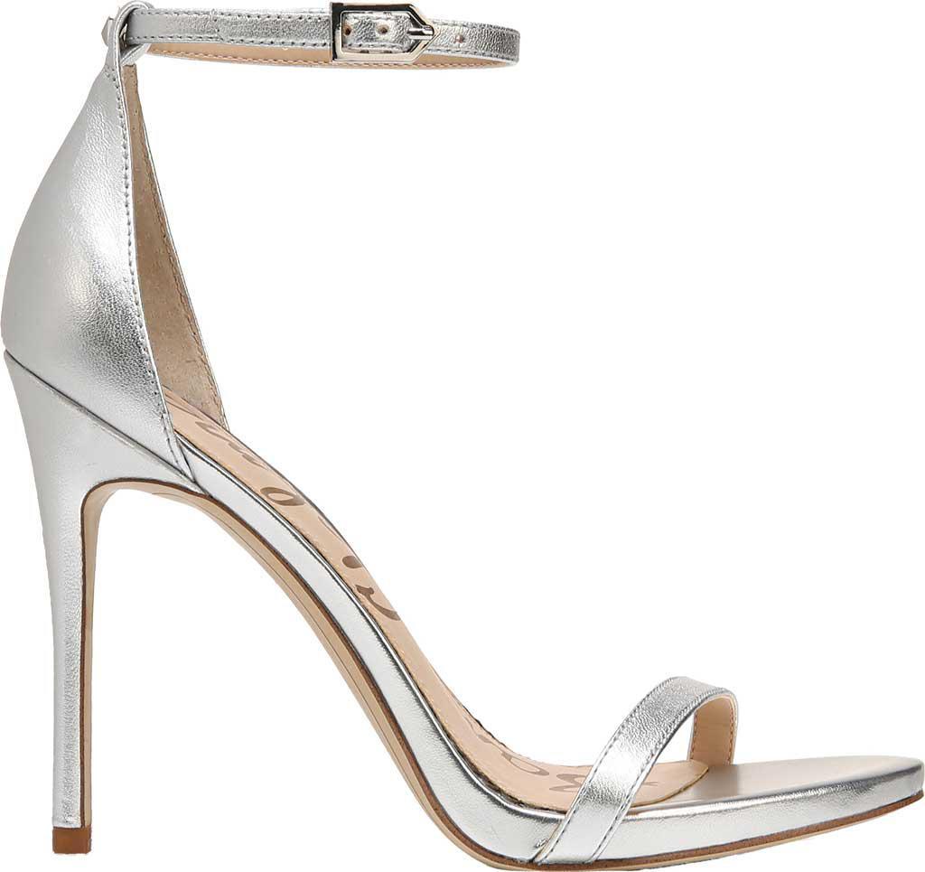 831b8d071346 Lyst - Sam Edelman Ariella Ankle Strap Sandal in Metallic - Save 61%