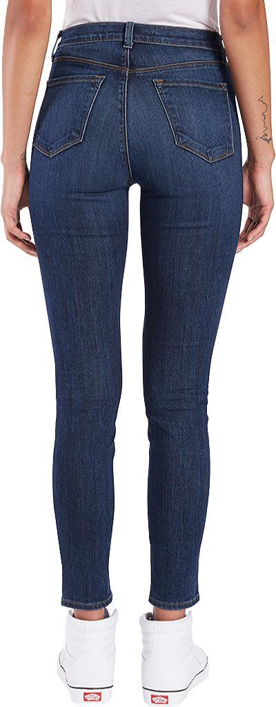 2f809821973 Lyst - J Brand Maria High-rise Skinny Jean In Fleeting in Blue