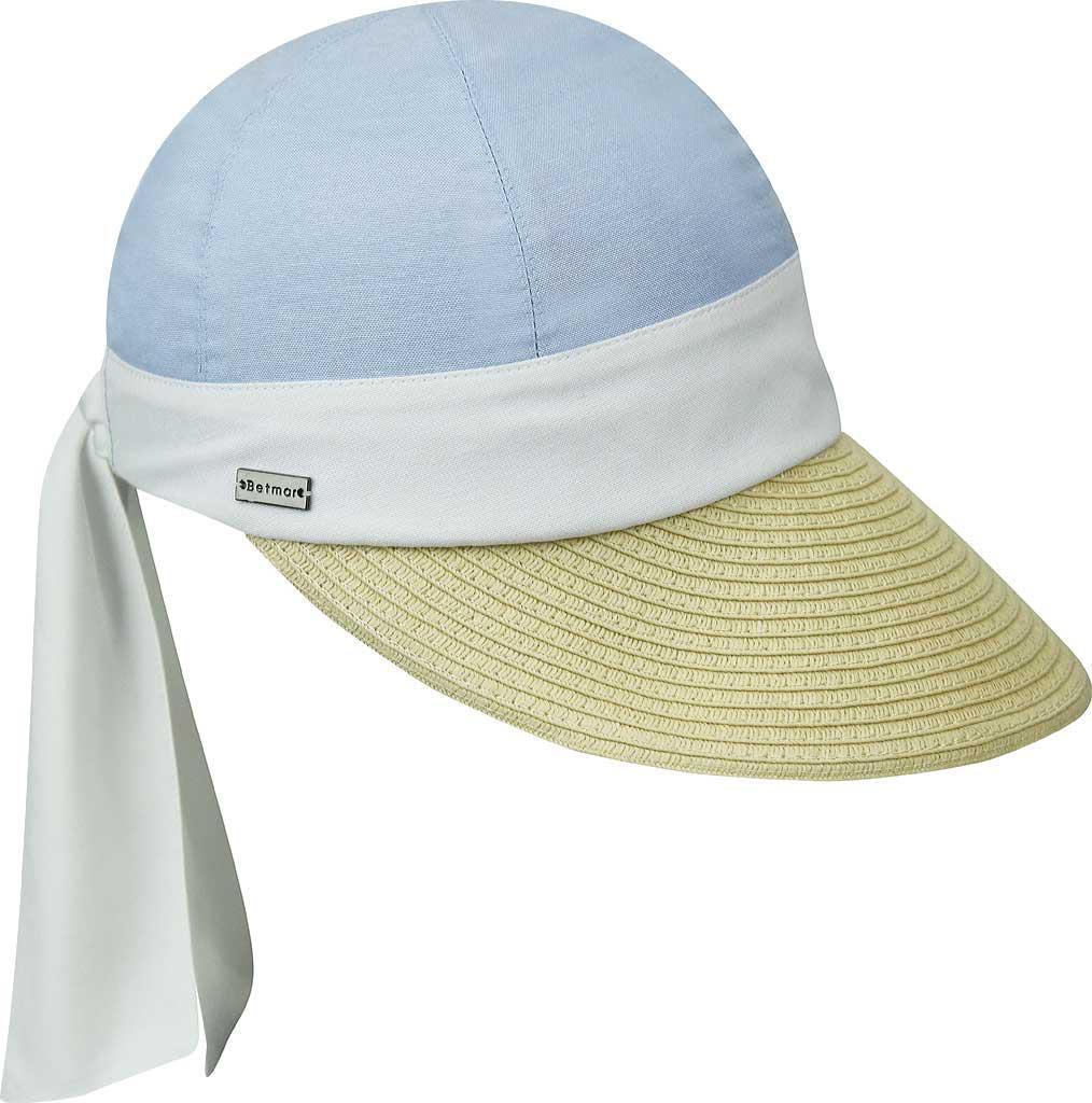 75813b84 Betmar Evi Face Framer Hat in Blue - Lyst