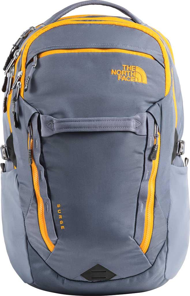 e68d6a47fbc The North Face Surge Backpack in Gray for Men - Lyst