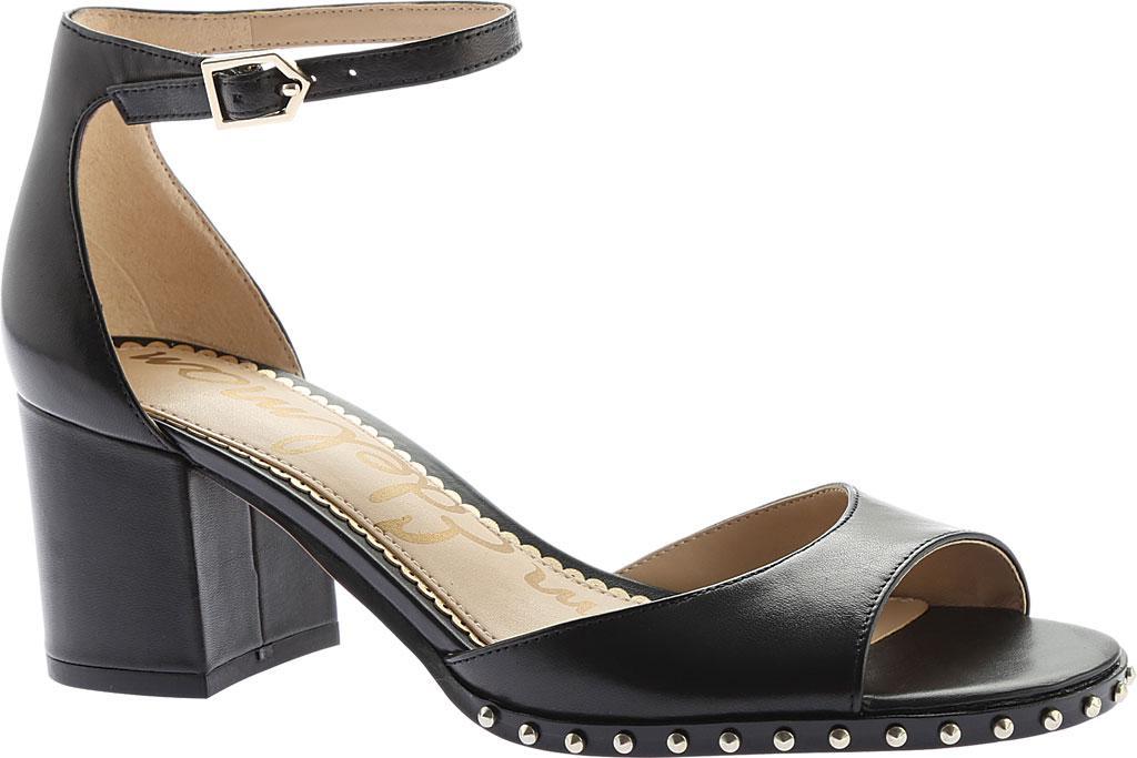 Sam Edelman. Women's Black Susie Ankle Strap Sandal