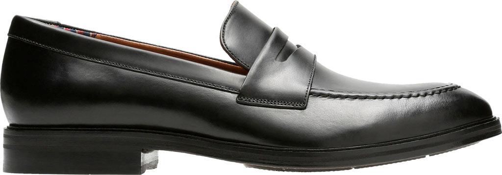 1ab34212e29 Lyst - Bostonian Mckewen Step Penny Loafer in Black for Men