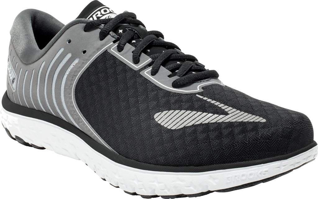 64add60af1b6f Lyst - Brooks Pureflow 6 Running Shoe in Black