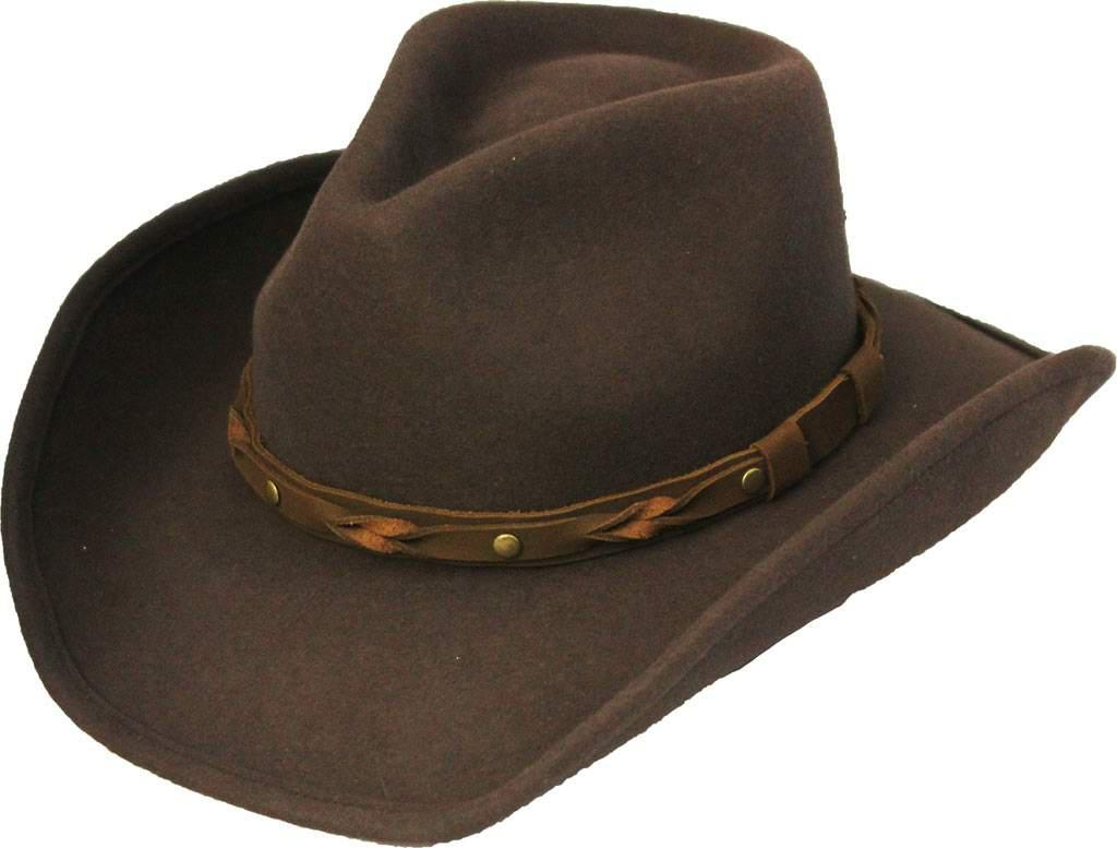 f4b0a28e49f7c4 Henschel Outback 5600 Cowboy Hat in Brown for Men - Lyst