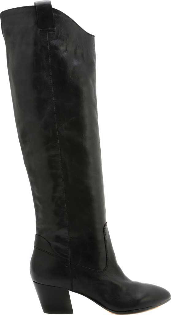 bbe86c49779 Dolce Vita - Black Hinley Riding Boot - Lyst. View fullscreen