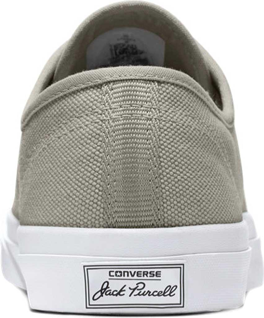 36879af5c7f81d Lyst - Converse Jack Purcell Jack Heavy Canvas Low Sneaker in Gray