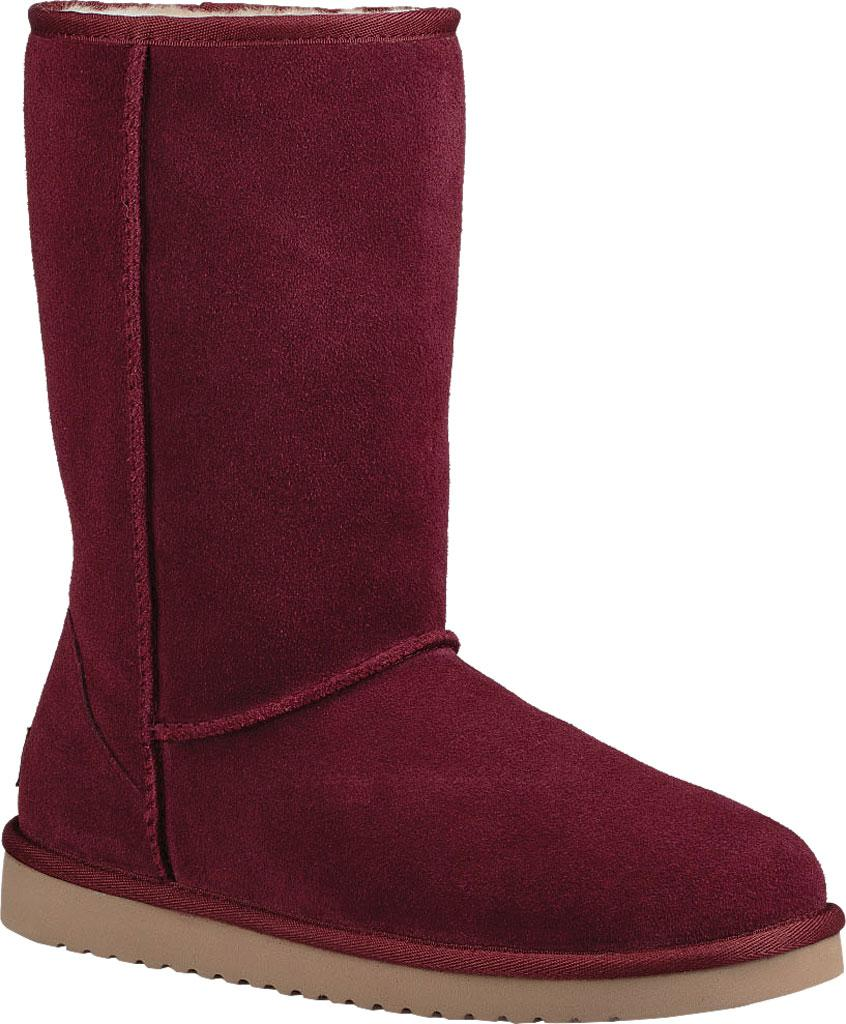 2521cf56ce5 Lyst - UGG Koola Tall Boot in Red