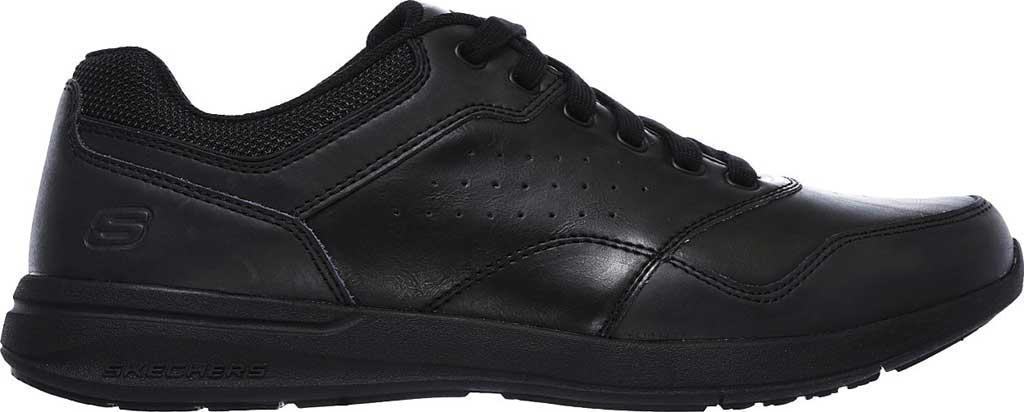 4adb201493ec Lyst - Skechers Relaxed Fit Elent Velago Sneaker in Black for Men