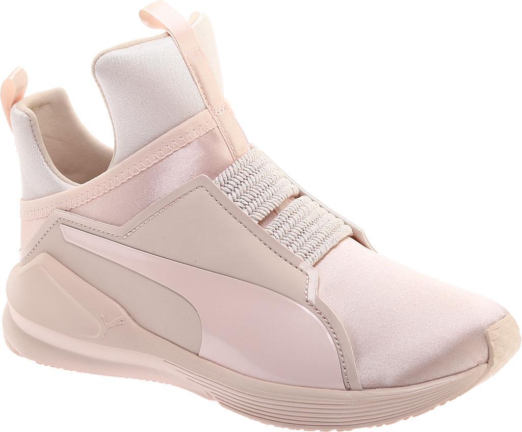 Lyst - PUMA Fierce Satin Ep Trainer in Pink e1b54e141