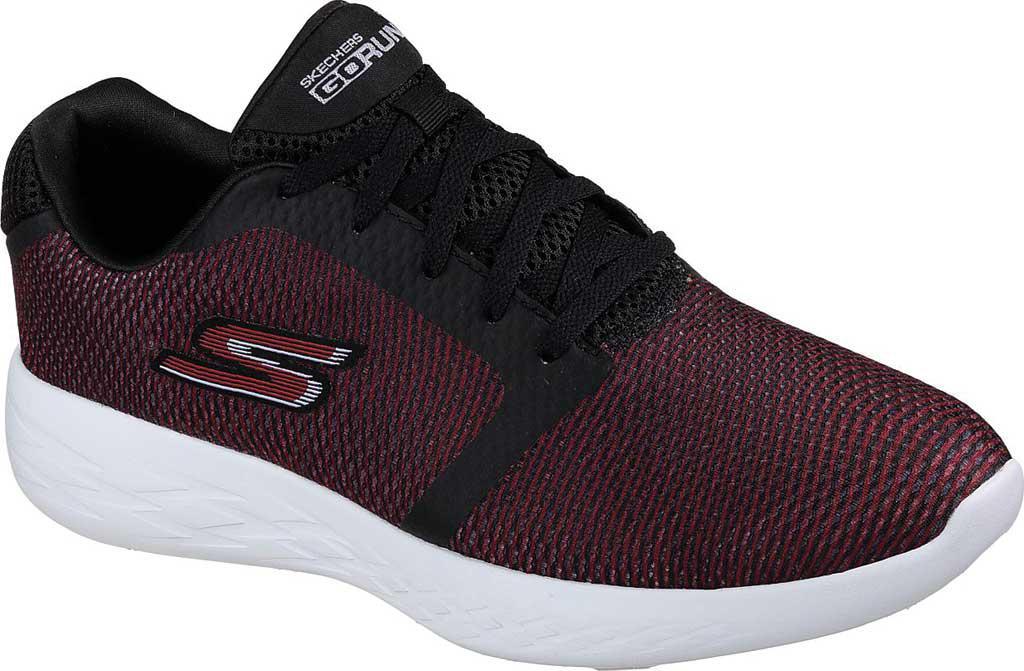 Lyst - Skechers Gorun 600 Control Running Shoe in Black for Men 52d8c1e541