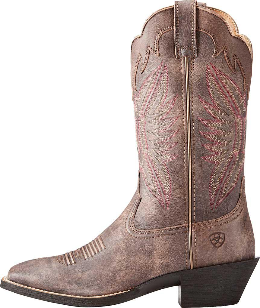 08feba7f0975 Lyst - Ariat Round Up Outfitter Cowgirl Boot in Brown