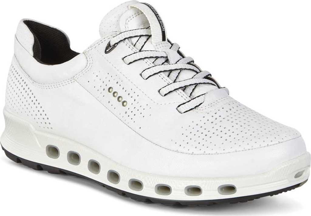 ECCO Cool 2.0 GORE-TEX Textile Sneaker(Women's) -White/White Dritton Cow Leather/Textile The Cheapest Online AECu6ua
