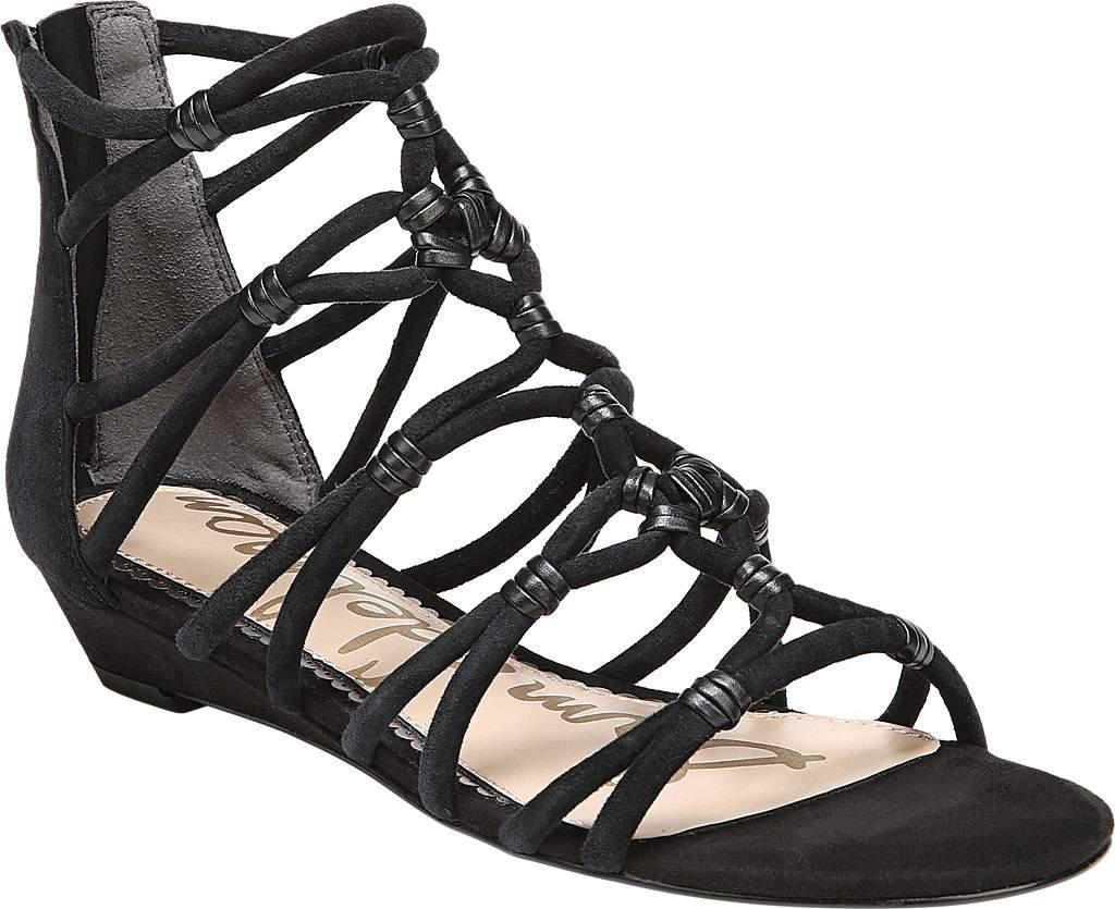 956234fe525 Lyst - Sam Edelman Daryn Gladiator Sandal in Black
