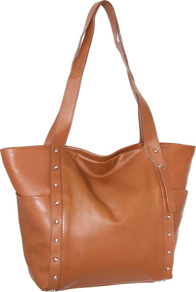 Lyst - Nino Bossi Bethanie Leather Tote Bag in Brown c51384e35afbf