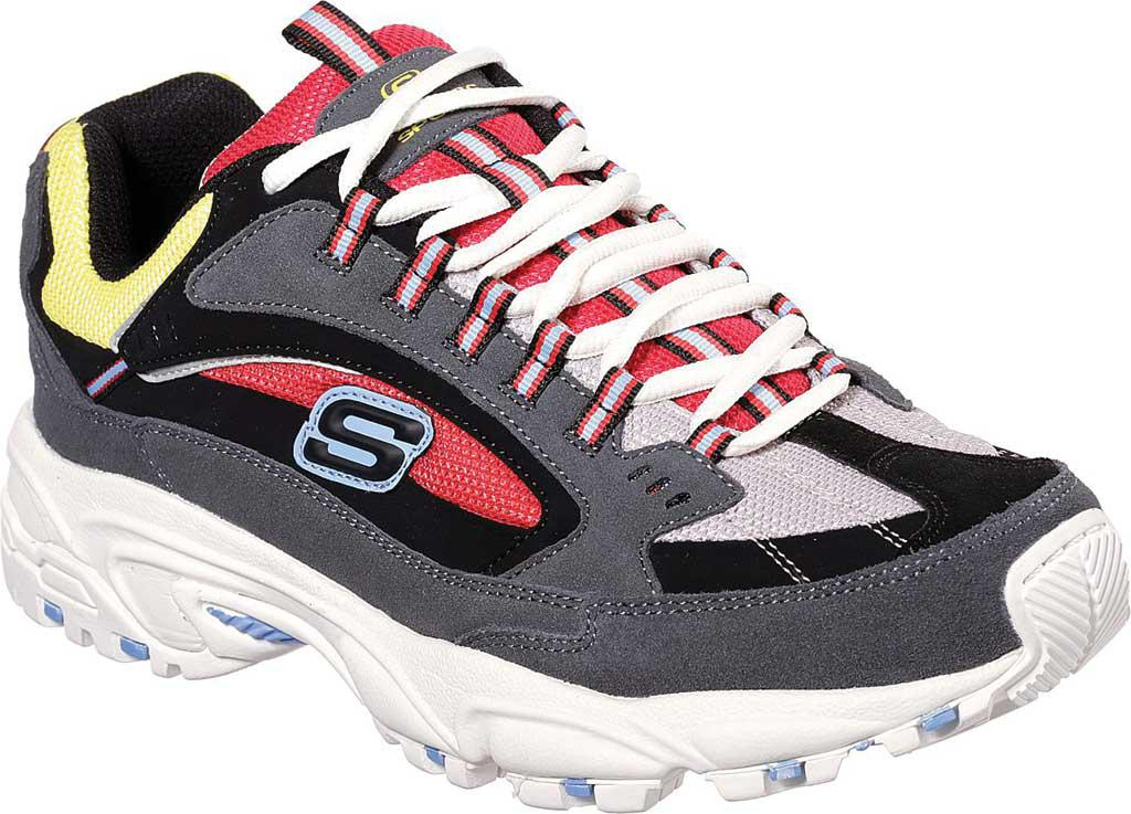 info for b3531 0a22a Skechers - Red Stamina Cutback Training Shoe for Men - Lyst. View fullscreen