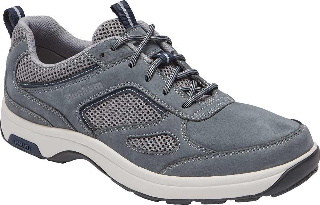 Dunham. Men's Gray 8000 Ubal Sneaker