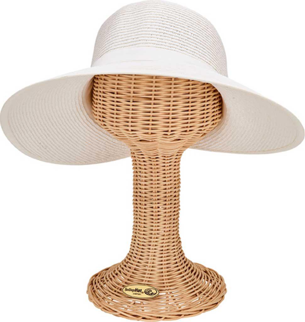 2f6a0bd47c6ec Lyst - San Diego Hat Company Ultrabraid Face Saver Sun Hat Ubm4442 ...