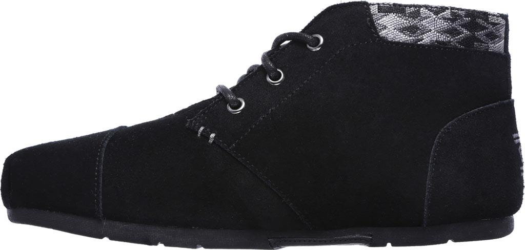 90ac678707cf Lyst - Skechers Luxe Bobs Rustic Sole Ankle Boot in Black